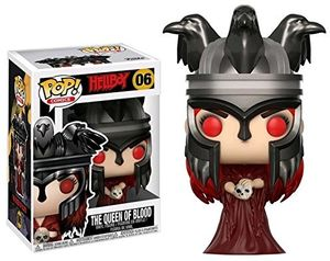 FUNKO POP! COMICS: Hellboy - Nimue, The Queen of Blood