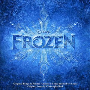 Frozen: Music from the Motion Picture (Original Soundtrack) [Import]