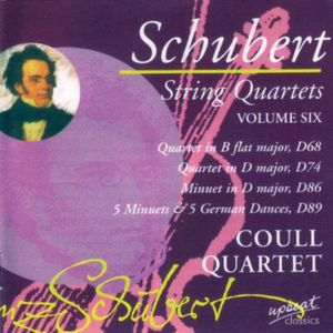 String Quartets Coull Quartet 6