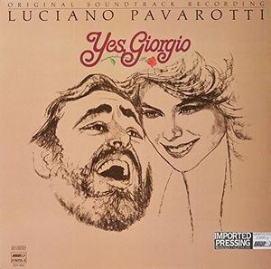 Yes Giorgio
