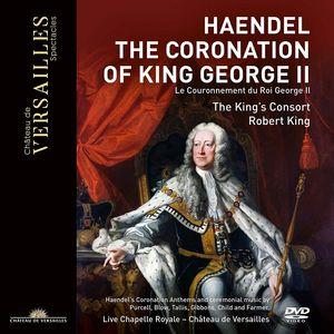Coronation of King George II
