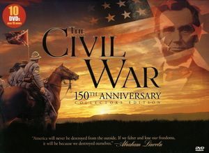 The Civil War: 150th Anniversary Collector's Edition
