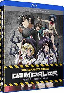 Daimidaler: Prince V.S. Penguin Empire: Complete Series