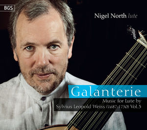 Galanterie: Music for Lute 3