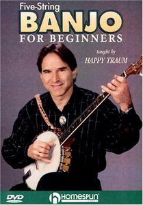 Five-String Banjo for Beginners Level 1