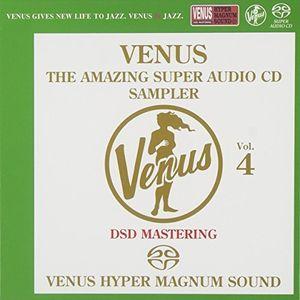 Venus Amazing SACD Sampler Vol.4 [Import]