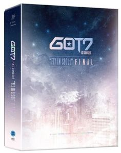 Got7 1st Concert Fly in Seoul Final [Import]