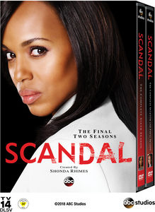 Scandal: The Complete Sixth and Seventh Seasons