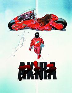 Akira: Movie - Collector's Case