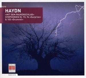 Symphonies Nos. 93 94 & 103