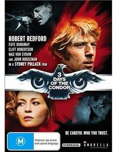Three Days Of The Condor [Import]
