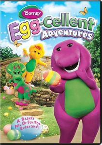 Barney: Egg-Cellent Adventures