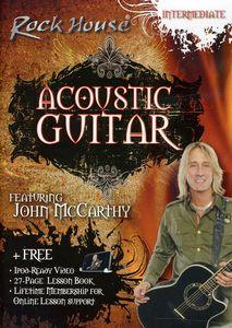 Acoustic Guitar: Intermediate Level