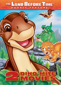 The Land Before Time: 2 Dino-Mite Movies