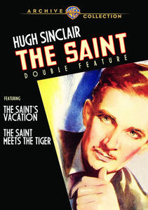 The Saint's Vacation /  The Saint Meets the Tiger