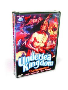 Undersea Kingdom 1 & 2