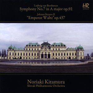 Symphony No. 7 in a Major Op. 92/ Emperor Waltz Op.