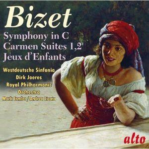 Symphony in C /  Carmen Suites 1 & 2
