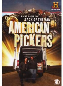 American Pickers: Picks From the Back of the Van