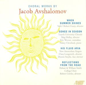 Choral Works of
