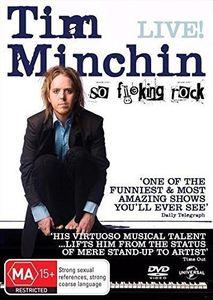 Tim Minchin-So Live [Import]