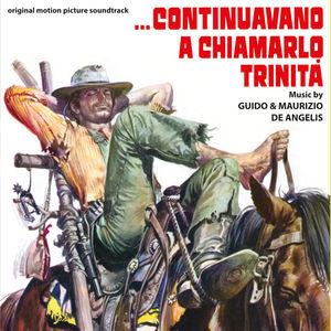 Continuavano A Chiamarlo Trinita (Original Soundtrack) [Import]