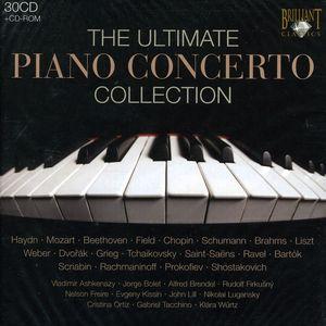 Ultimate Piano Concerto Collection