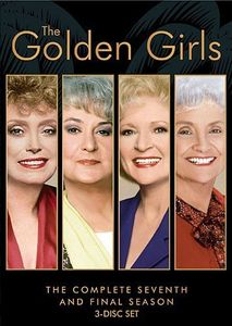 The Golden Girls: The Complete Seventh Season (The Final Season)