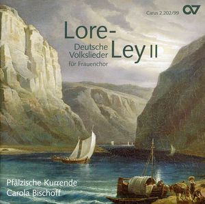 Lore-Ley: German Folksongs for Women's 2 /  Various