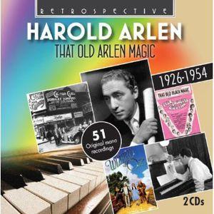 That Old Arlen Magic 1926-54 All Original Mono Recordings [Import]