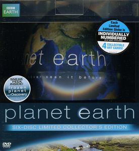 Planet Earth (Six-Disc Limited Collector's Edition)
