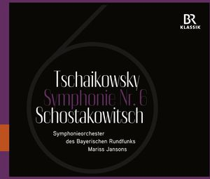 Sixth Symphonies of Tchaikovsky & Shostakovich