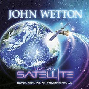 Live Via Satellite [Import]