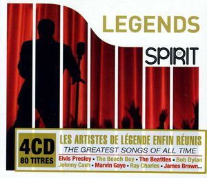 Spirit of Legends [Import]