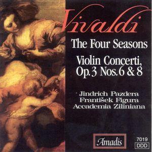 Four Seasons /  Concerti Op 3 Nos 6 & 8