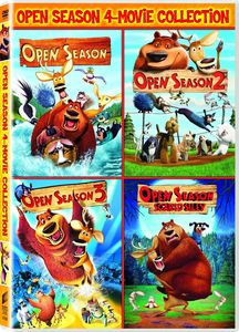 Open: Season /  Open Season 2 /  Open Season 3 /  Open Season: Scared Silly