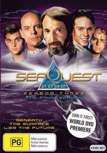 Seaquest-Season 3 [Import]