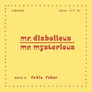 Mr. Diabolicus: Mr. Mysterious