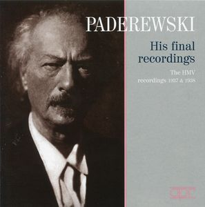 Final Recordings 1937-38