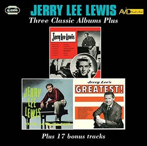 Jerry Lee Lewis /  And His Pumping Piano