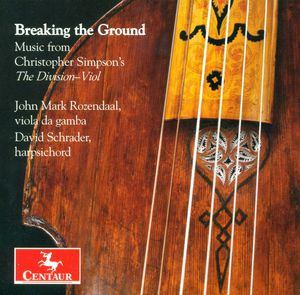 Breaking the Ground: Music from Christopher