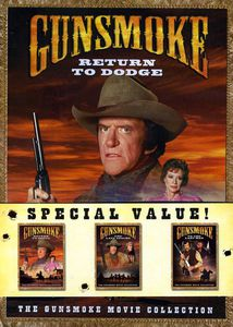 Gunsmoke: The Movie Collection