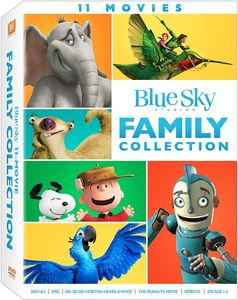 Blue Sky Studios Family Collection: 11 Movies