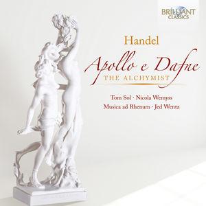 Apollo E Dafne the Alchymist