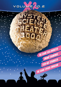 Mystery Science Theater 3000: Volume 10.2