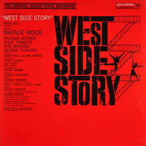 West Side Story (Original Soundtrack Recording) [Import]