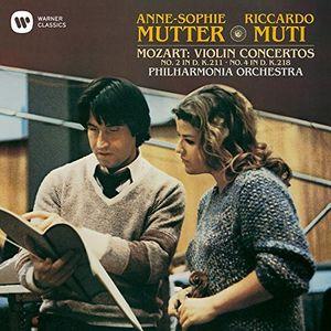Mozart: Violin Concerto No. 2 & 4
