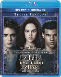 The Twilight Saga Extended Editions