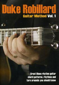 Guitar Method: Volume 1