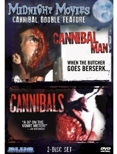 Midnight Movies Vol, 8: Cannibal - Double Feature